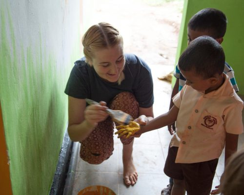 volunteer placements in sri lanka