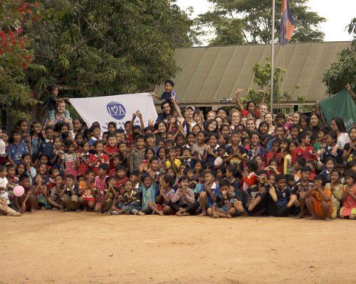 Cambodia School photo