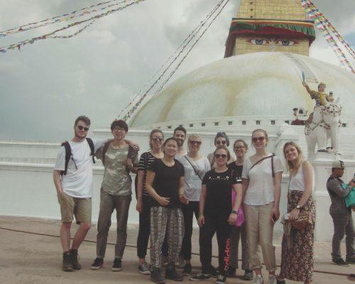 nepal culture orientation volunteering