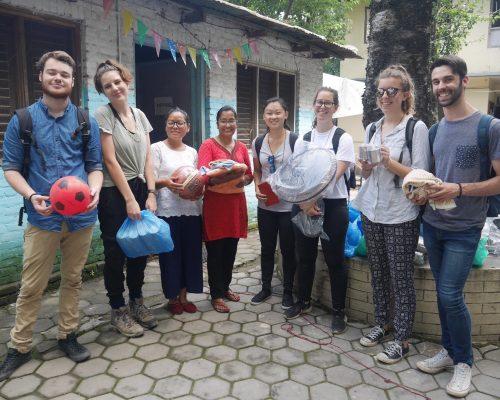 australian medical internship students in nepal