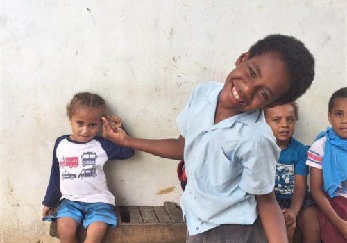 teaching in Vanuatu