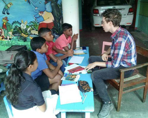 Kandy, Sri Lanka Teaching