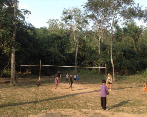 Karen tribe school