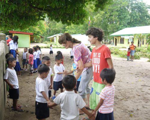 kindergarten teaching games