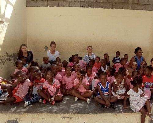 Kindergarten- Cape Verde