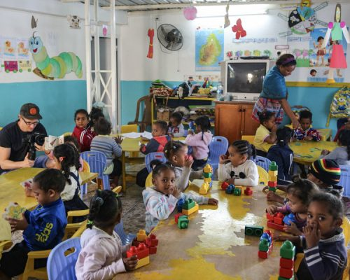 kindergarten classroom