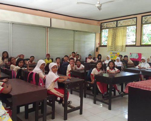 Teaching english in lombok
