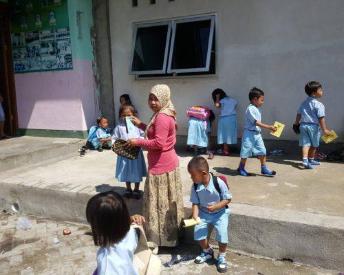 Lombok community shot