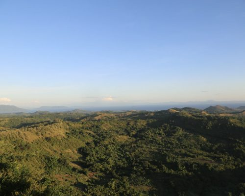 Madagascar view point