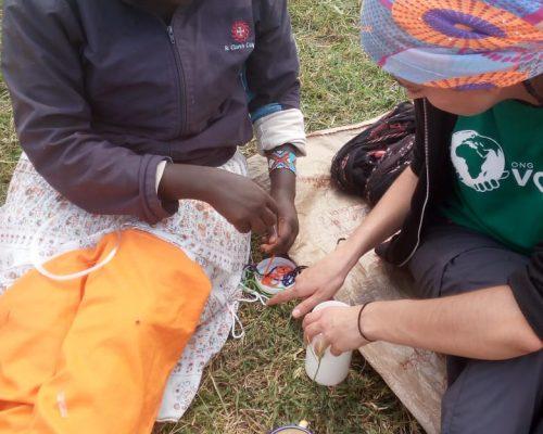 Making bracelet (2)
