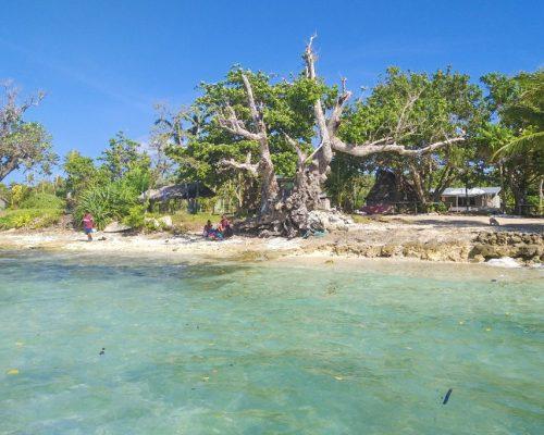 Marine ,piliura village