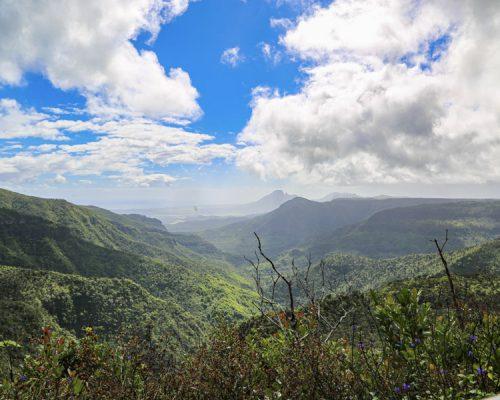 _Mauritius - Black River mountains