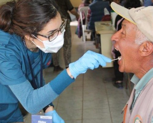 dentistry volunteers overseas