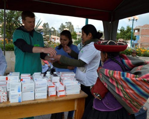 public health and nutrition outreach volunteering cusco peru