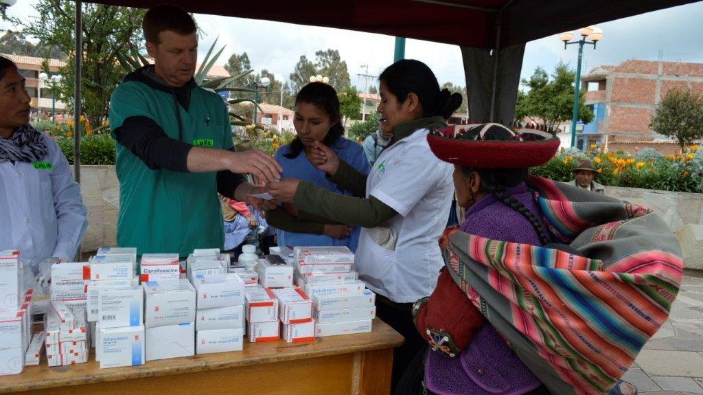 public health and nutrition outreach volunteering cusco peru
