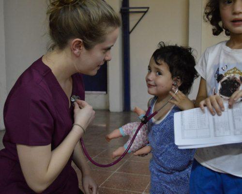 Medical volunteering in Costa Rica