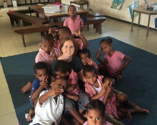 Teaching in Fiji Islands Review IVI - 2016 1