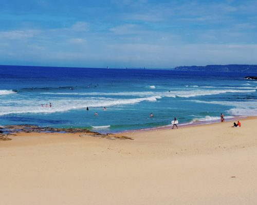 _Newcastle_beach
