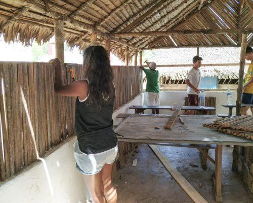 Madagascar - Construction