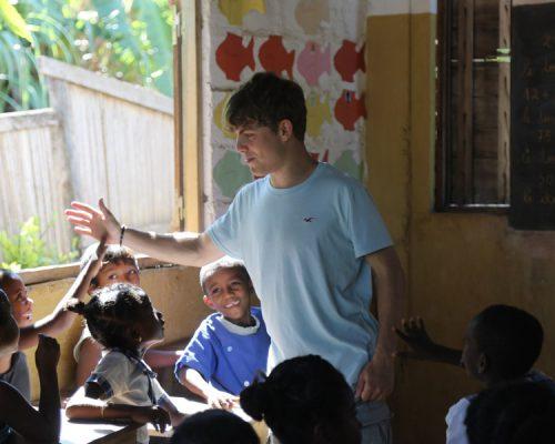 Nutritional education teaching