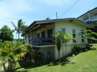 Fiji volunteer home stay