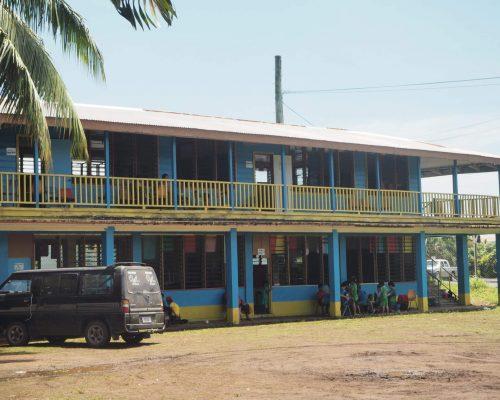 school placements for volunteers in samoa