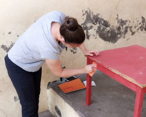 sanding tables