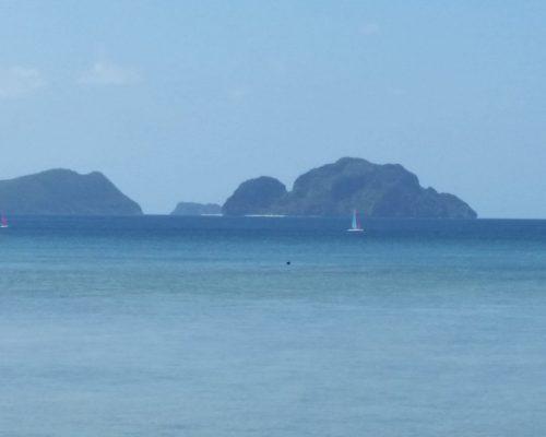 amazing island views