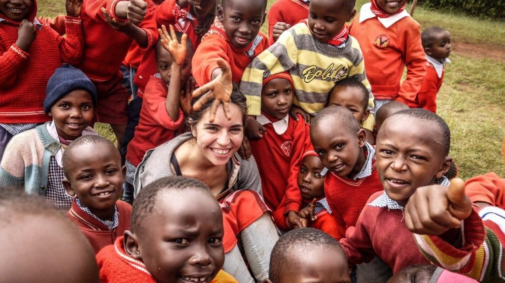 Volunteering in Kenya can change your life. Do something different!