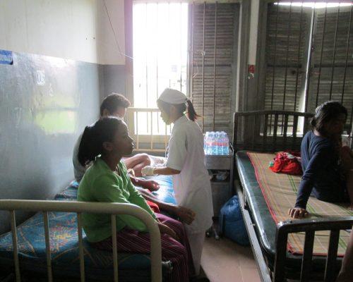 Patient ward
