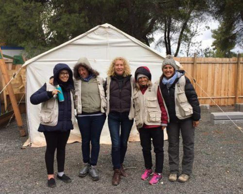 Refugee Camps Greece - Medical Volunteer Team - Jules Galloway Blog 2