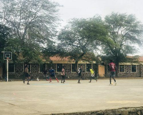 sports coaching in Cape Verde