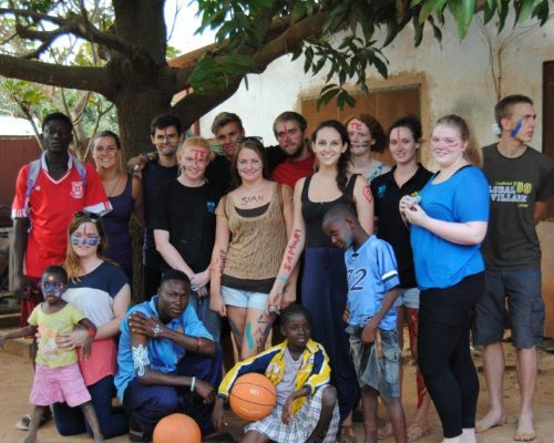 Ghana sports coaching group