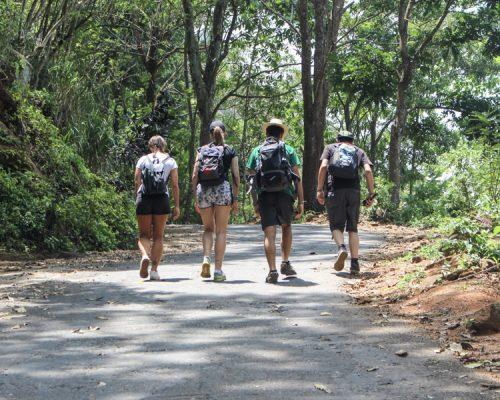 Sri Lanka trekking week
