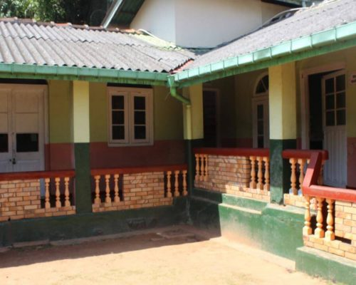 Srilanka accommodation for volunteers