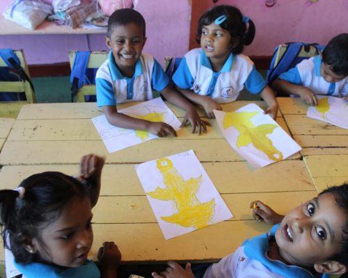 sri lanka classroom