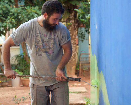 construction volunteering sri lanka