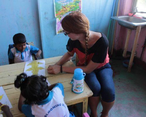 volunteer teachers sri lanka