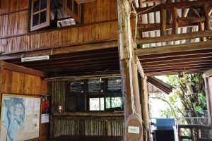 accommodation rustic style
