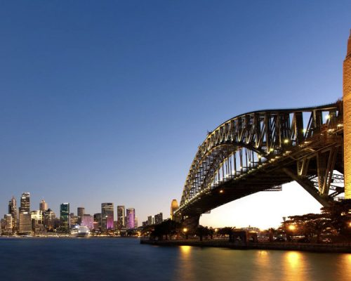 _Sydney Harbour Bridge