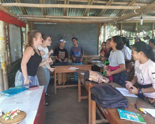 teaching in bali healthcare