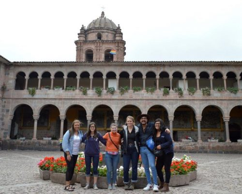 cuzco sights and surrounds
