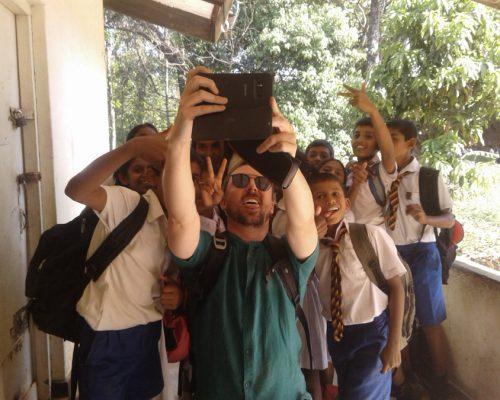 Take a selfie shall we_