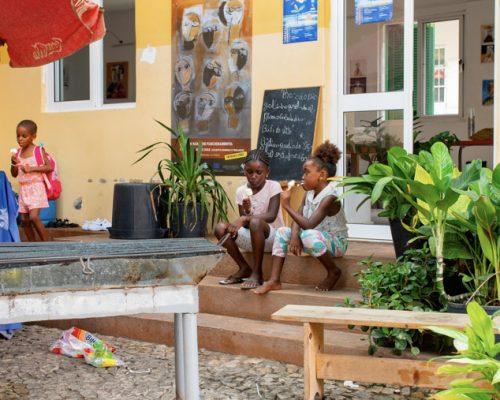 kids in Terrafal Town