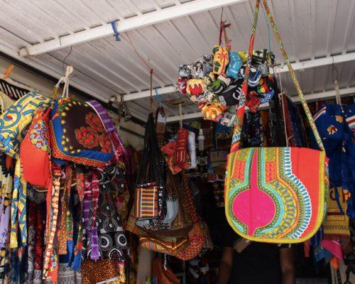 markets in Terrafal Town