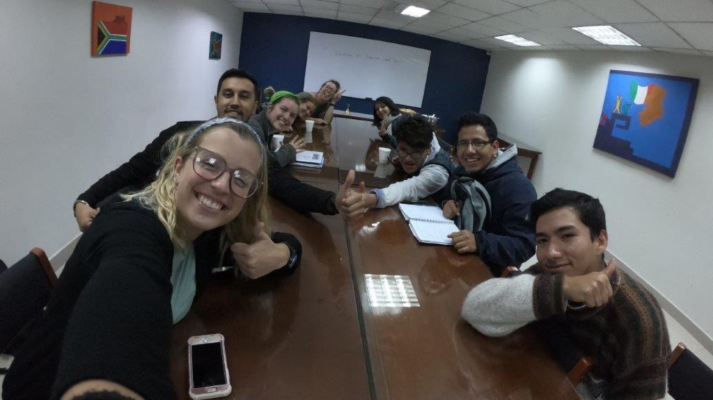 Spanish teaching Cusco
