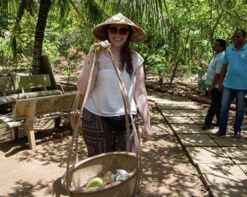 Vietnames farmer style