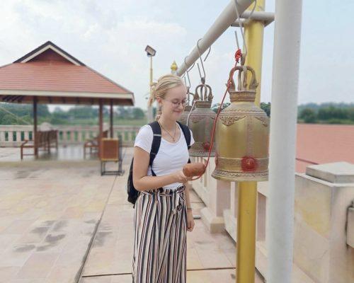 Visit Wat Ban Rai temple