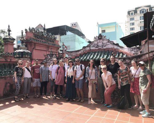 Visit local temple