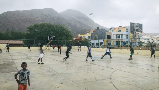 sports coaching in Cape Verde